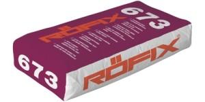 Röfix 673 kalkcementgebonden voorbehandelingsmortel